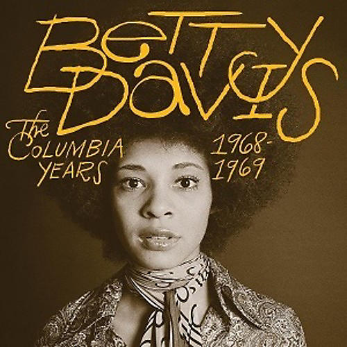 Alliance Betty Davis - Columbia Years 1968-1969