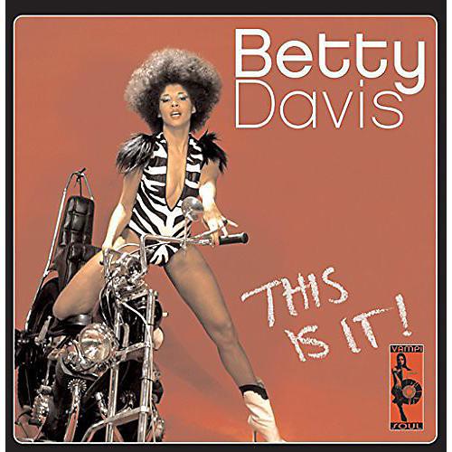 Alliance Betty Davis - This Is It