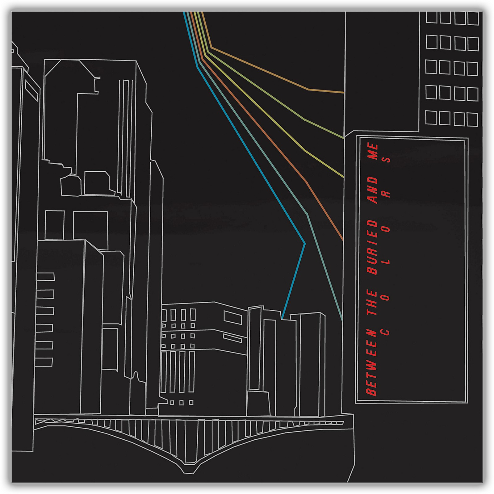 Universal Music Group Between The Buried & Me - Colors [2 LP]