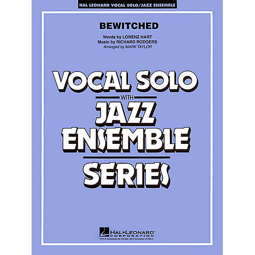 Hal Leonard Bewitched Jazz Band Level 4 Composed by Richard Rodgers