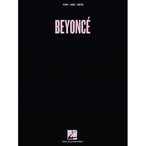 Hal Leonard Beyonce - Beyonce for Piano/Vocal/Guitar