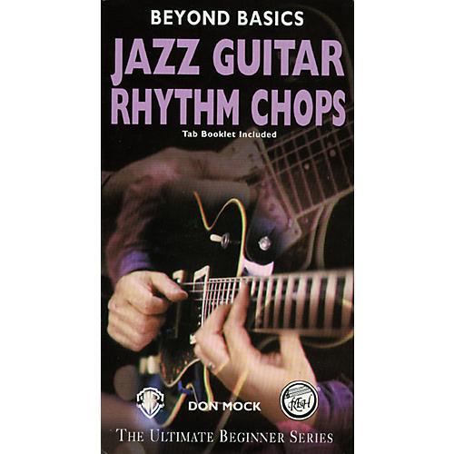 Alfred Beyond Basics - Jazz Rhythm Chops (Video)