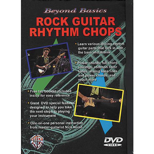 Alfred Beyond Basics/Rock Rhythm Chops DVD