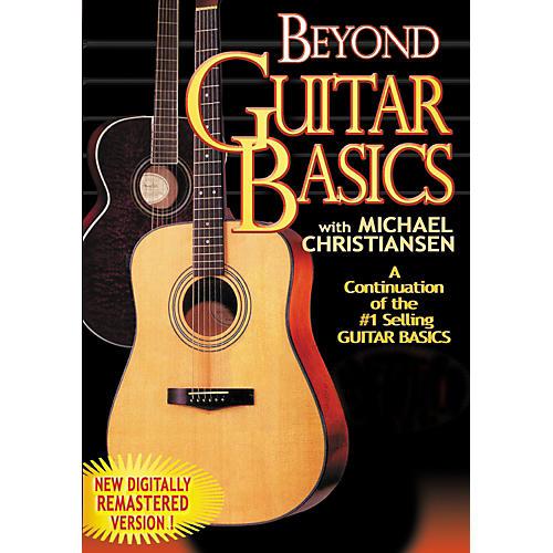 MVP Beyond Guitar Basics Volume 2 (Book/DVD)