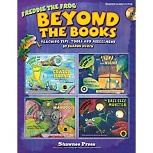 Hal Leonard Beyond the Books: Teaching with Freddie the Frog Teacher CD-ROM Composed by Sharon Burch