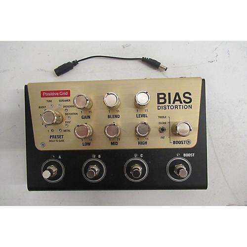 Bias Distortion Effect Pedal