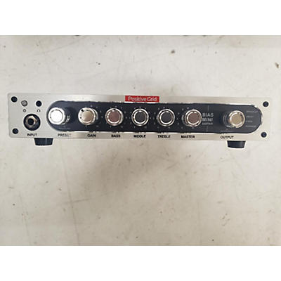 Positive Grid Bias Mini Guitar Solid State Guitar Amp Head