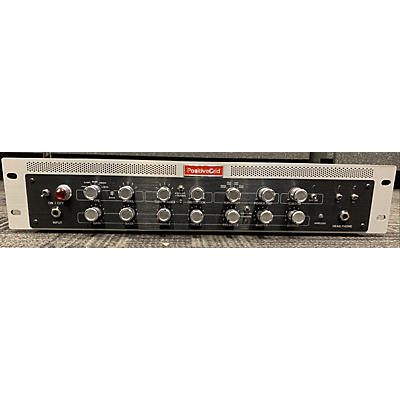 Positive Grid Bias Rackmount 600 Solid State Guitar Amp Head