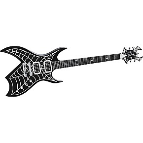 b c rich bich metal web se electric guitar musician 39 s friend. Black Bedroom Furniture Sets. Home Design Ideas