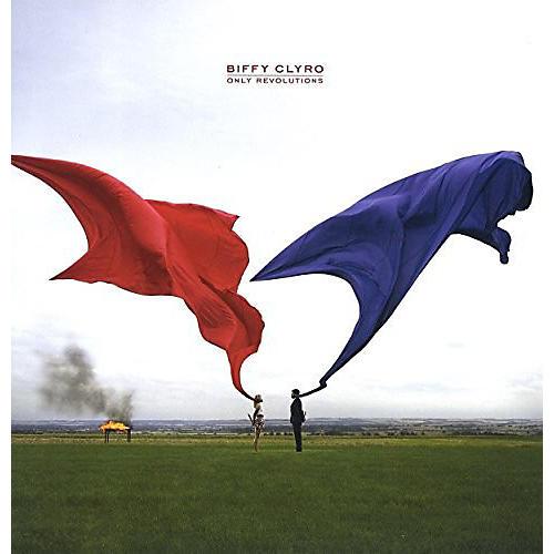 Alliance Biffy Clyro - Only Revolutions