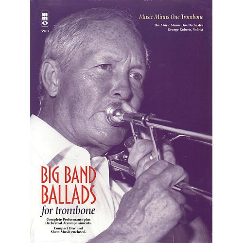 Hal Leonard Big Band Ballads Trombone