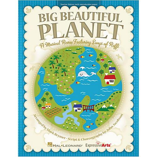 Hal Leonard Big Beautiful Planet Performance/Accompaniment CD