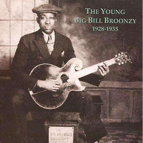 Alliance Big Bill Broonzy - The Young Bill Broonzy