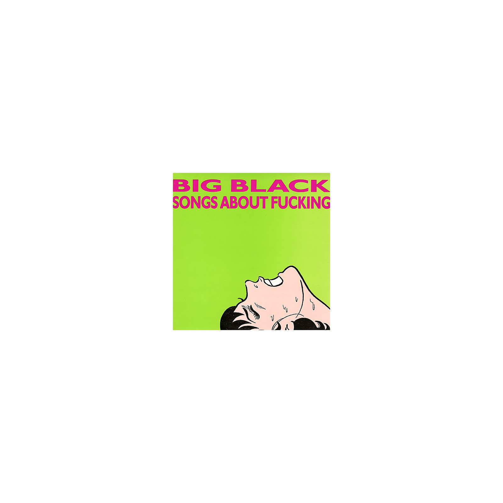 Alliance Big Black - Songs About Fucking