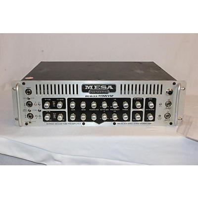 Mesa Boogie Big Block Titan V12 1400W Tube Bass Combo Amp
