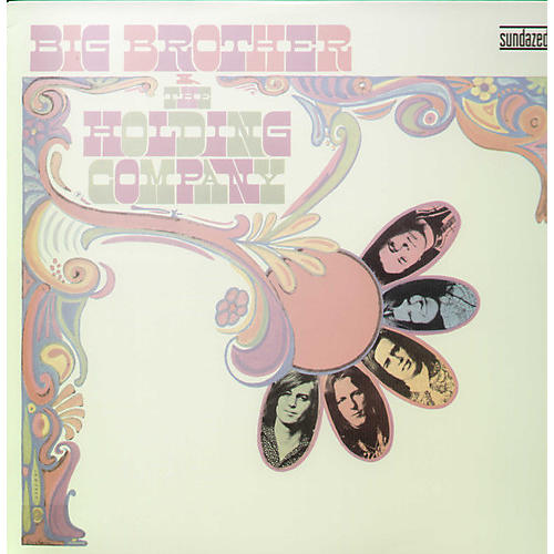 Alliance Big Brother & the Holding Company - Big Brother and The Holding Company