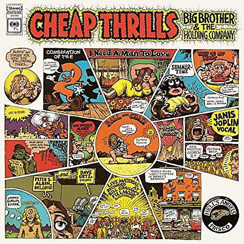 Alliance Big Brother & the Holding Company - Cheap Thrills