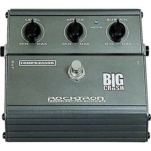 Rocktron Big Crush Compressor Pedal