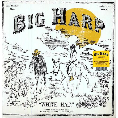 Alliance Big Harp - White Hat