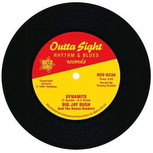 Alliance Big Jay Bush - Dynamite / I Get the Feeling