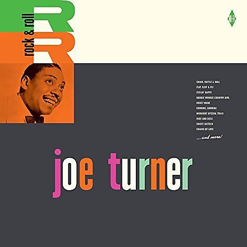 Alliance Big Joe Turner - Rock & Roll + 2 Bonus Tracks