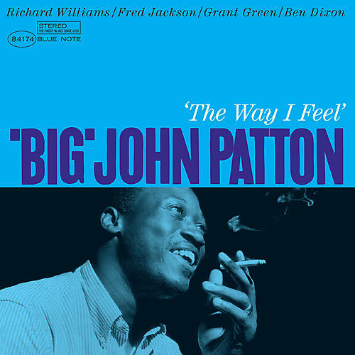 Alliance Big John Patton - Way I Feel