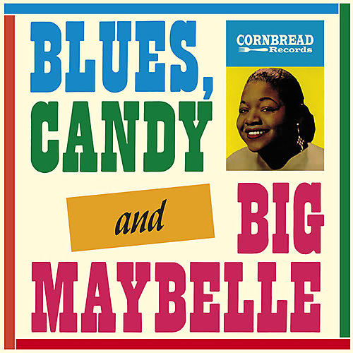 Big Maybelle - Blues Candy & Big Maybelle