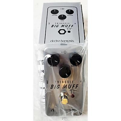 Electro-Harmonix Big Muff Triangle Pi Distortion Effect Pedal