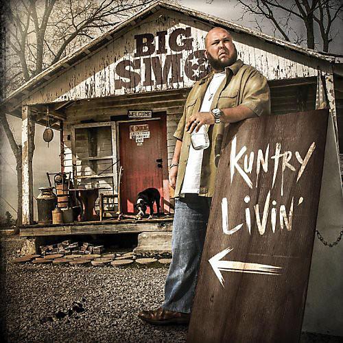 Big Smo - Kuntry Livin (CD)
