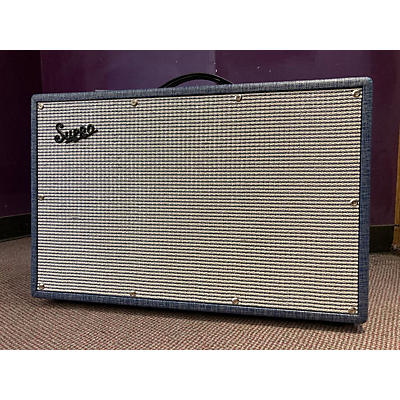 Supro Big Star 1688T 2x12 Tube Guitar Combo Amp
