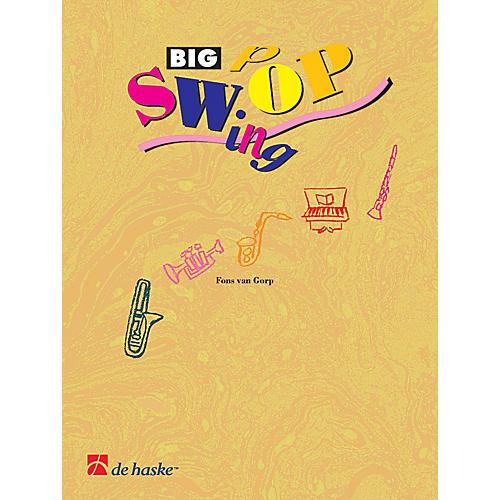 De Haske Music Big Swing Pop De Haske Play-Along Book Series