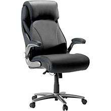 Open BoxSAUDER WOODWORKING CO. Big & Tall Office Chair Black