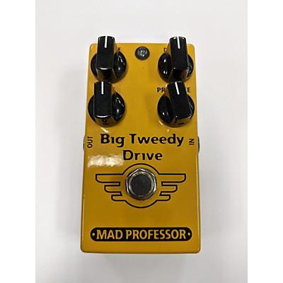 Mad Professor Big Tweedy Drive Effect Pedal