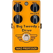 Mad Professor Big Tweedy Drive Overdrive Effects Pedal