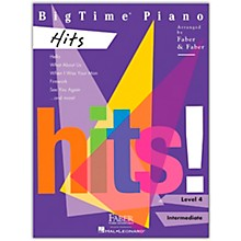 Faber Piano Adventures BigTime Piano Hits Level 4