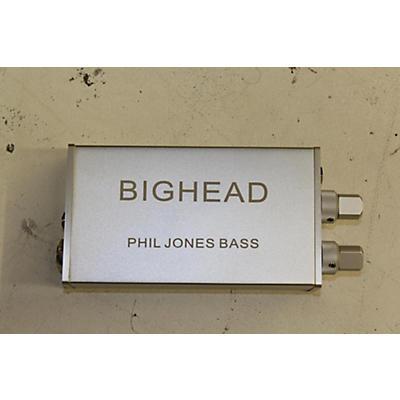Phil Jones Bass Bighead HA-1 Battery Powered Amp