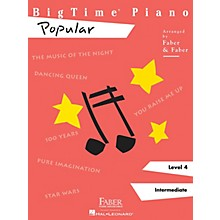 Faber Piano Adventures Bigtime Piano Level 4 Popular - Faber Piano Adventures Series
