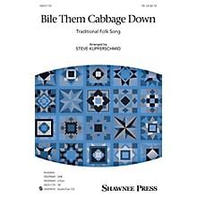 Shawnee Press Bile Them Cabbage Down TB arranged by Steve Kupferschmid