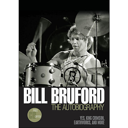 Backbeat Books Bill Bruford - The Autobiography
