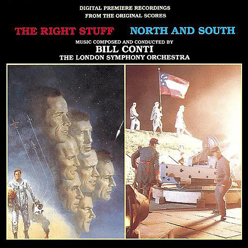 Alliance Bill Conti - The Right Stuff (Original Soundtrack)