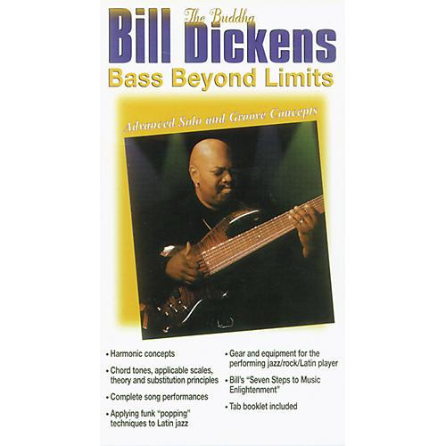 Alfred Bill Dickens Bass Beyond Limits Video