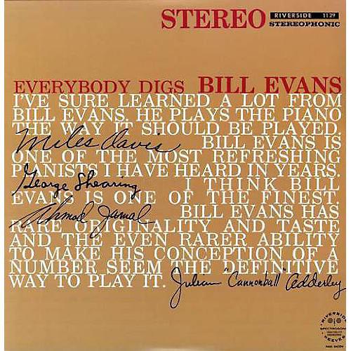 Alliance Bill Evans - Everybody Digs Bill Evans