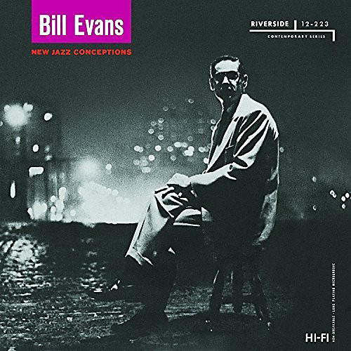Alliance Bill Evans - New Jazz Conceptions