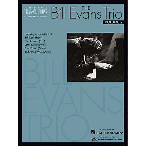Hal Leonard Bill Evans Trio - Vol 2 (1962-1965)