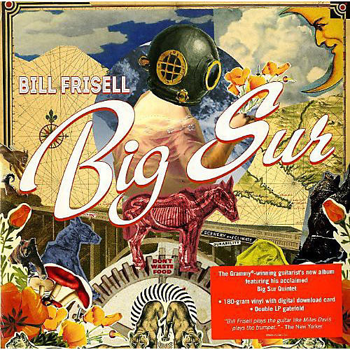 Alliance Bill Frisell - Big Sur