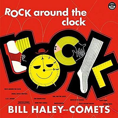 Bill Haley & His Comets - Rock Around The Clock + 2 Bonus Tracks
