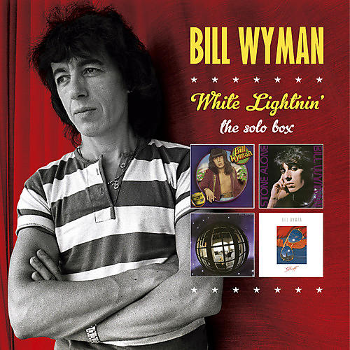 Alliance Bill Wyman - White Lightnin: Solo Box