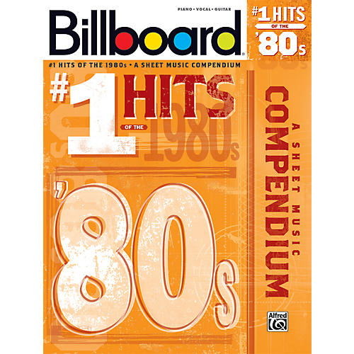 Alfred Billboard No. 1 Hits of the 1980s PVC