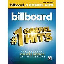 Alfred Billboard's #1 Gospel Hits Piano/Vocal/Guitar Songbook