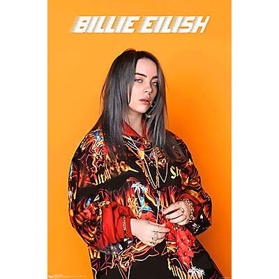 Trends International Billie Eilish - Portrait Poster